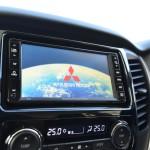 Mitsubishi Pajero Sport 2016 модельного года официальное фото / official photo