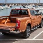 Nissan Navara европейская версия новое поколение