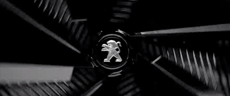 Peugeot Fractal концепт видео-тизер