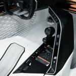 Peugeot Fractal Concept interior