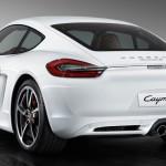 Porsche Cayman S от Porsche Exclusive exterior rear facia