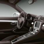 Porsche Cayman S от Porsche Exclusive interior dashboard + cental console