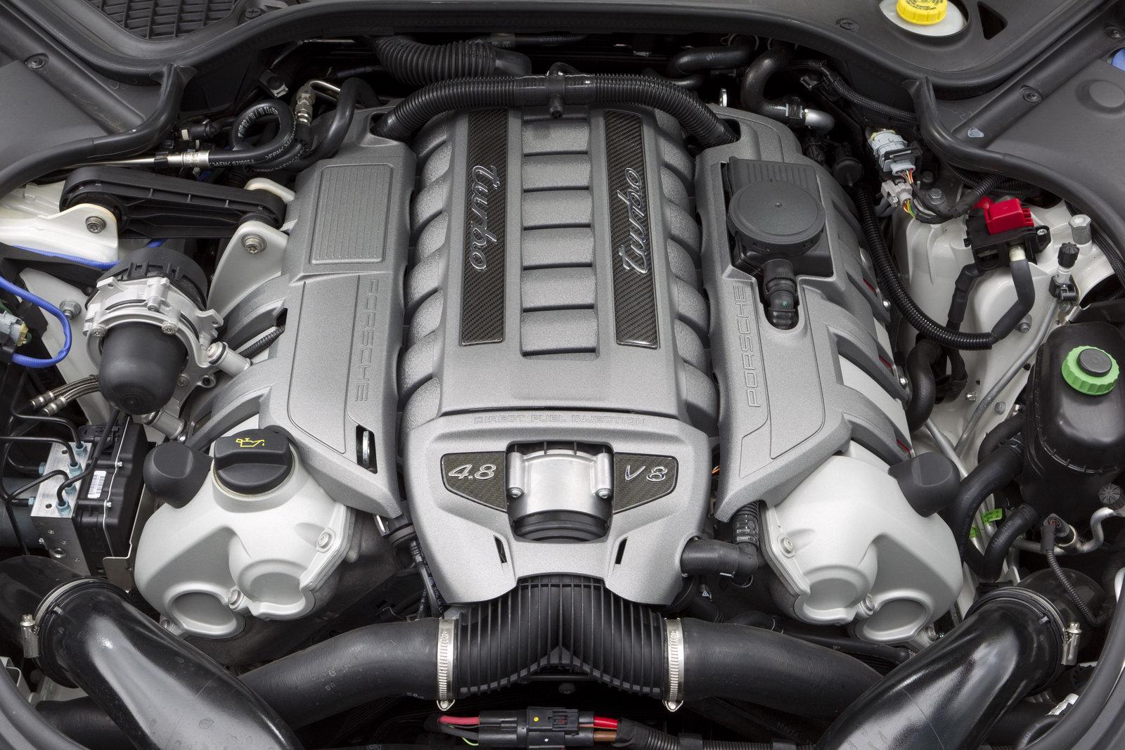 Porsche V8 4.8