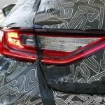 Renault Talisman 2016 шпионское фото