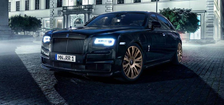 Rolls-Royce Ghost Series II tuning / тюнинг Spofec (Novitec Group)