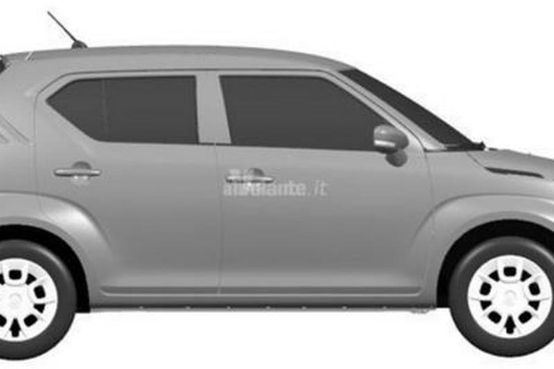 Suzuki iM-4 патентное изображение