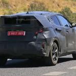 Toyota новый кроссовер начального уровня на базе концепта C-HR