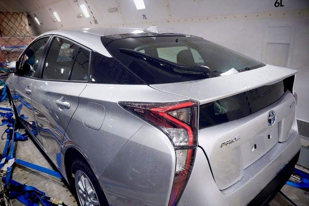 Toyota Prius 2016 rear end