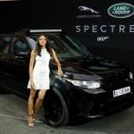 Jaguar C-X75, Range Rover Sport SVR и Land Rover Defender из фильма Спектр