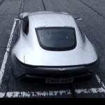 Aston Martin DB10 в новом промо-видео