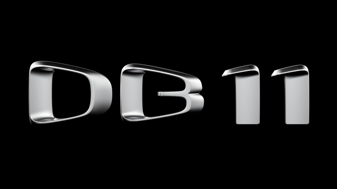 Aston Martin DB11 анонсирован во Франкфурте