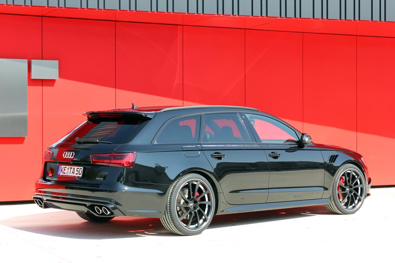Audi A6 Avant tuning / тюнинг ABT Sportsline
