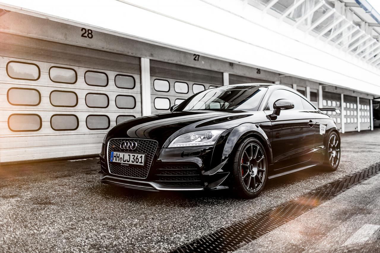 Audi TT RS tuning / тюнинг Hperformance