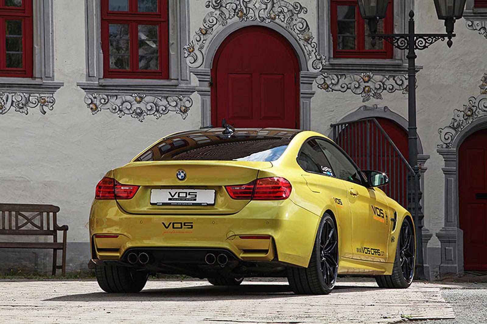 BMW M4 tuning / тюнинг VOS (Vision of Speed)