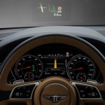 Bentley Bentayga 2016 interior