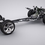 Bentley Bentayga 2016 chassis