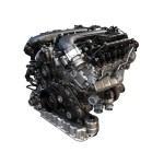 Bentley Bentayga 2016 engine