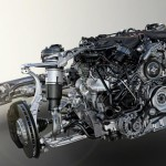 Bentley Bentayga 2016 powertrain