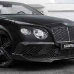 Bentley Continental Convertivel tuning / тюнинг Startech