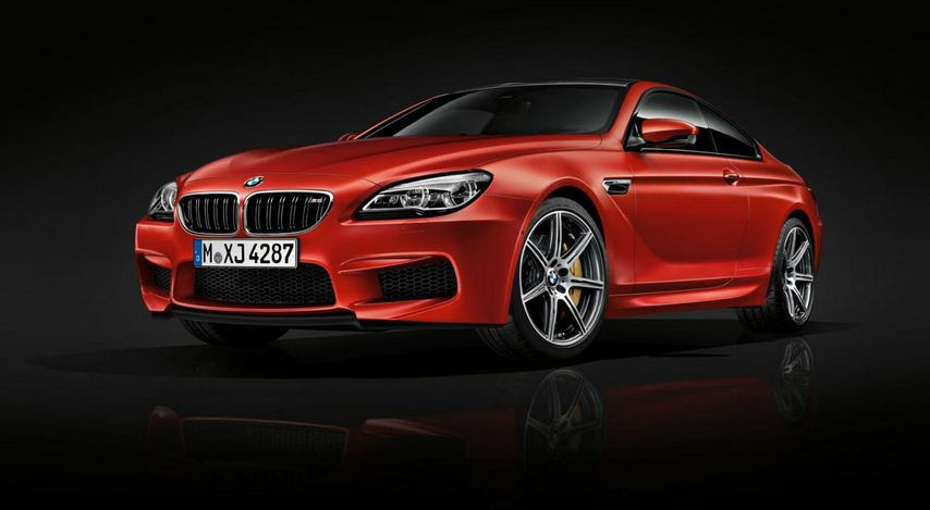 BMW M6 + Competition Package