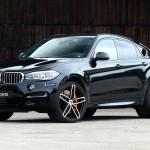 BMW X6 M50d tuning / тюнинг G-Power