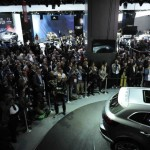 Borgward BX7 на Франкфуртском автосалоне 2015