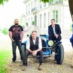 Bugatti Vision Gran Turismo developers team