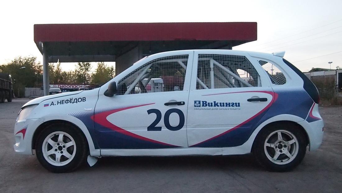 Datsun mi-DO гоночный вариант
