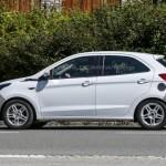 Ford Ka 2017 европейская версия шпионское фото