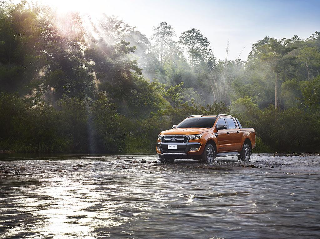 Ford Ranger 2016 евро-версия