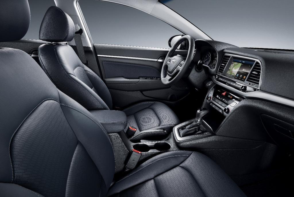 Hyundai Elantra 2016 (Avante)