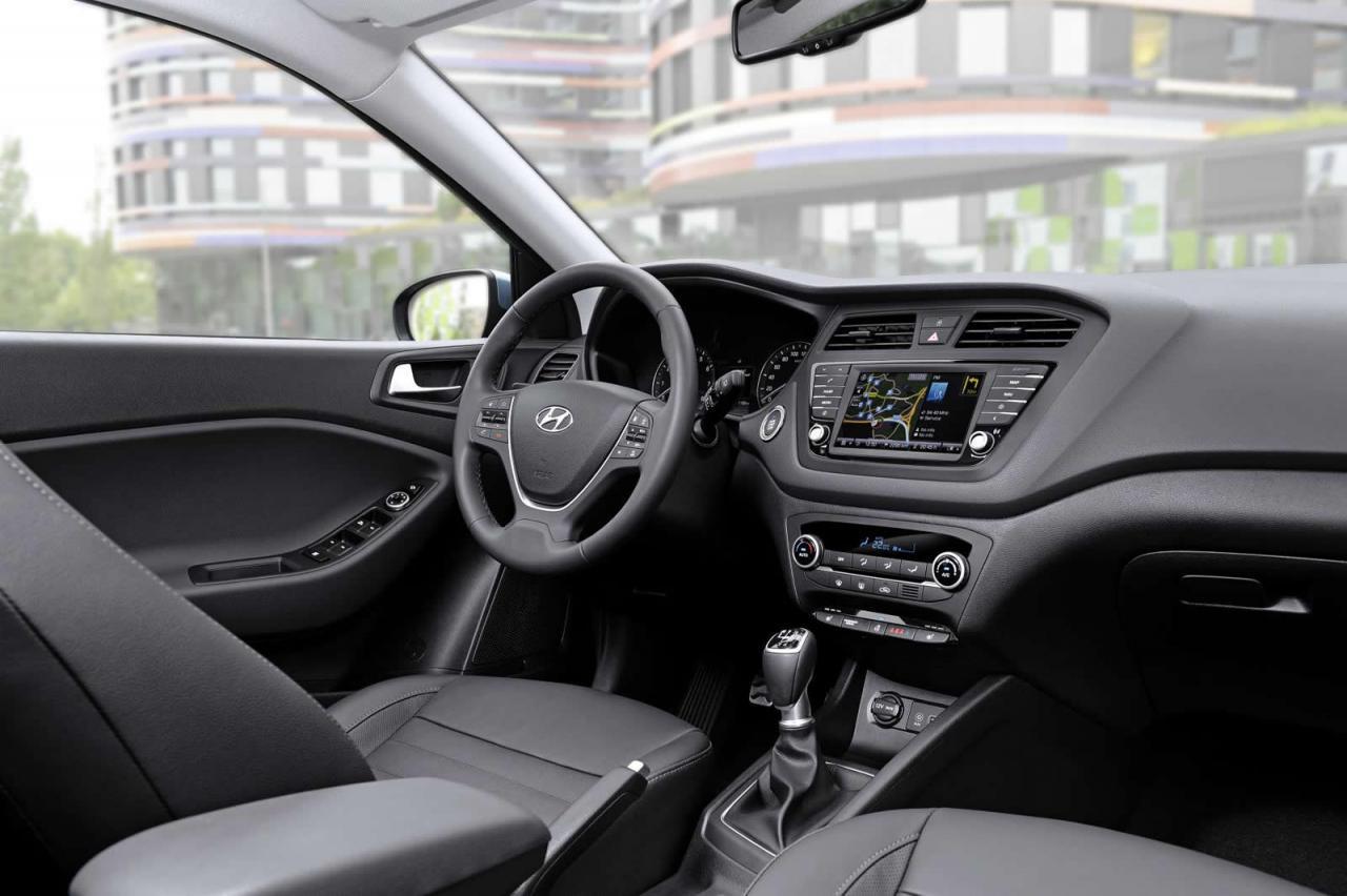Hyundai i20 Active европейская версия