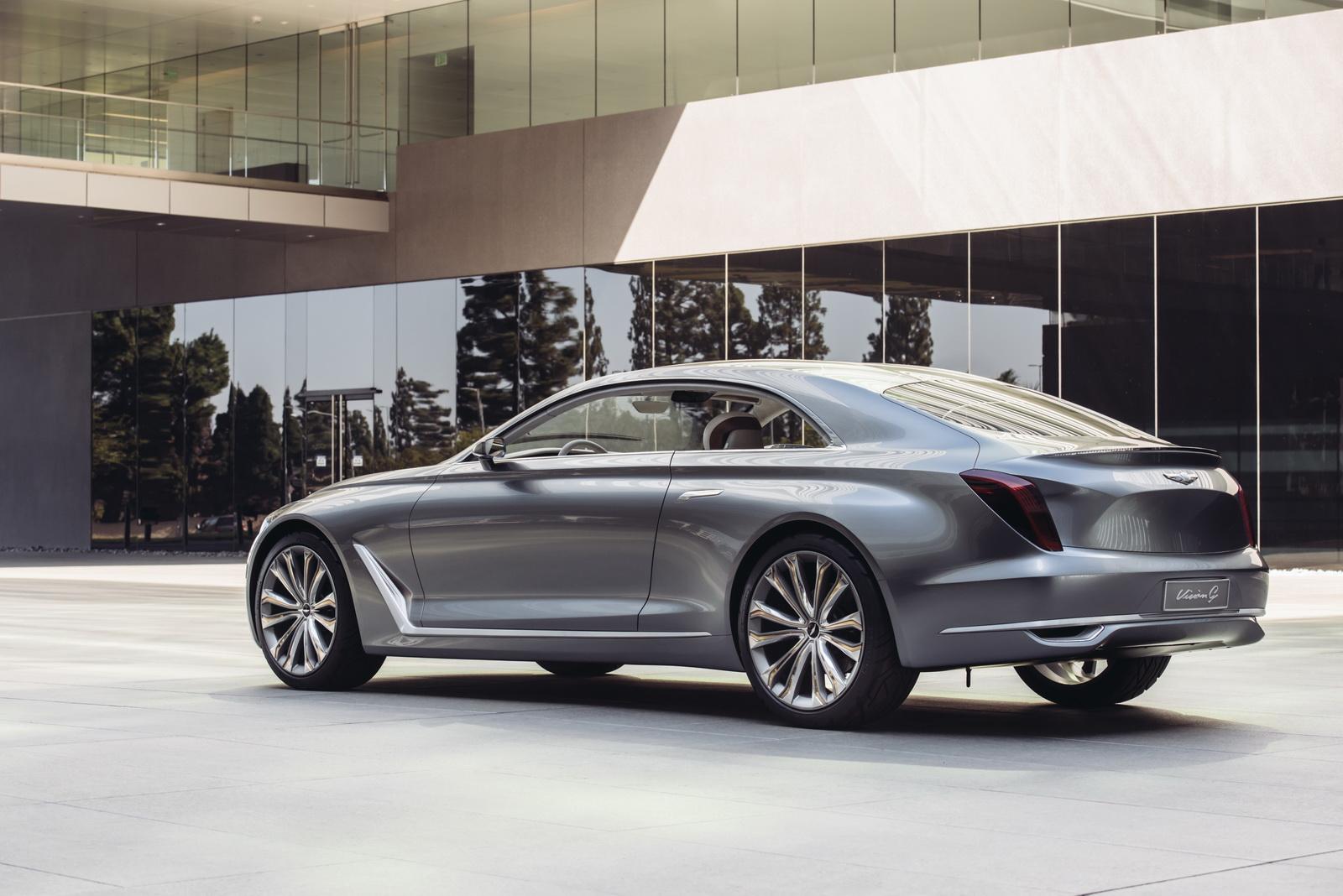 Hyundai Vision G Concept