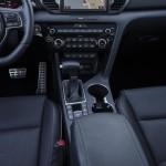 Kia Sportage 2016 интерьер центральная консоль