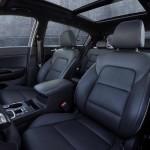 Kia Sportage 2016 интерьер передние сидения