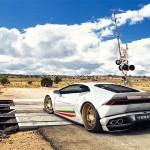 Lamborghini Huracan widebody tuning / широкий тюнинг GWA
