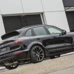 Lumma CLR 558 GT-R tuning / тюнинг Porsche Cayenne