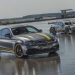 Mercedes-AMG C63 Coupe DTM 2016