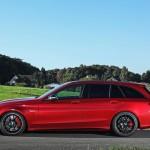 Mercedes-AMG C63 S Estate tuning / тюнинг Wimmer Rennsporttechnik