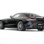 Mercedes-AMG GT S tuning / тюнинг Brabus