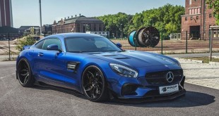 Mercedes-AMG GT S tuning / тюнинг Prior Design