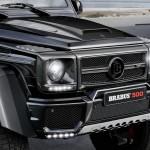 Mercedes-Benz G500 4x4² tuning / тюнинг Brabus