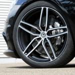 Mercedes-Benz S63 AMG tuning / тюнинг G-Power Hurricane RR wheels