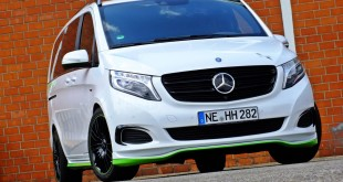 Mercedes-Benz V250 tuning / тюнинг Hartmann Tuning
