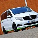 Mercedes-Benz V250 tuning / тюнинг Hartmann Tuning