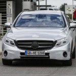 Mercedes-Benz E-Class 2016 / 2017 шпионское фото