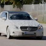 Mercedes E-Class Estate 2017 шпионское фото