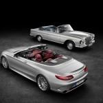 Mercedes S-Class Carbrio официальное фото