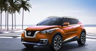Nissan Juke 2016 render