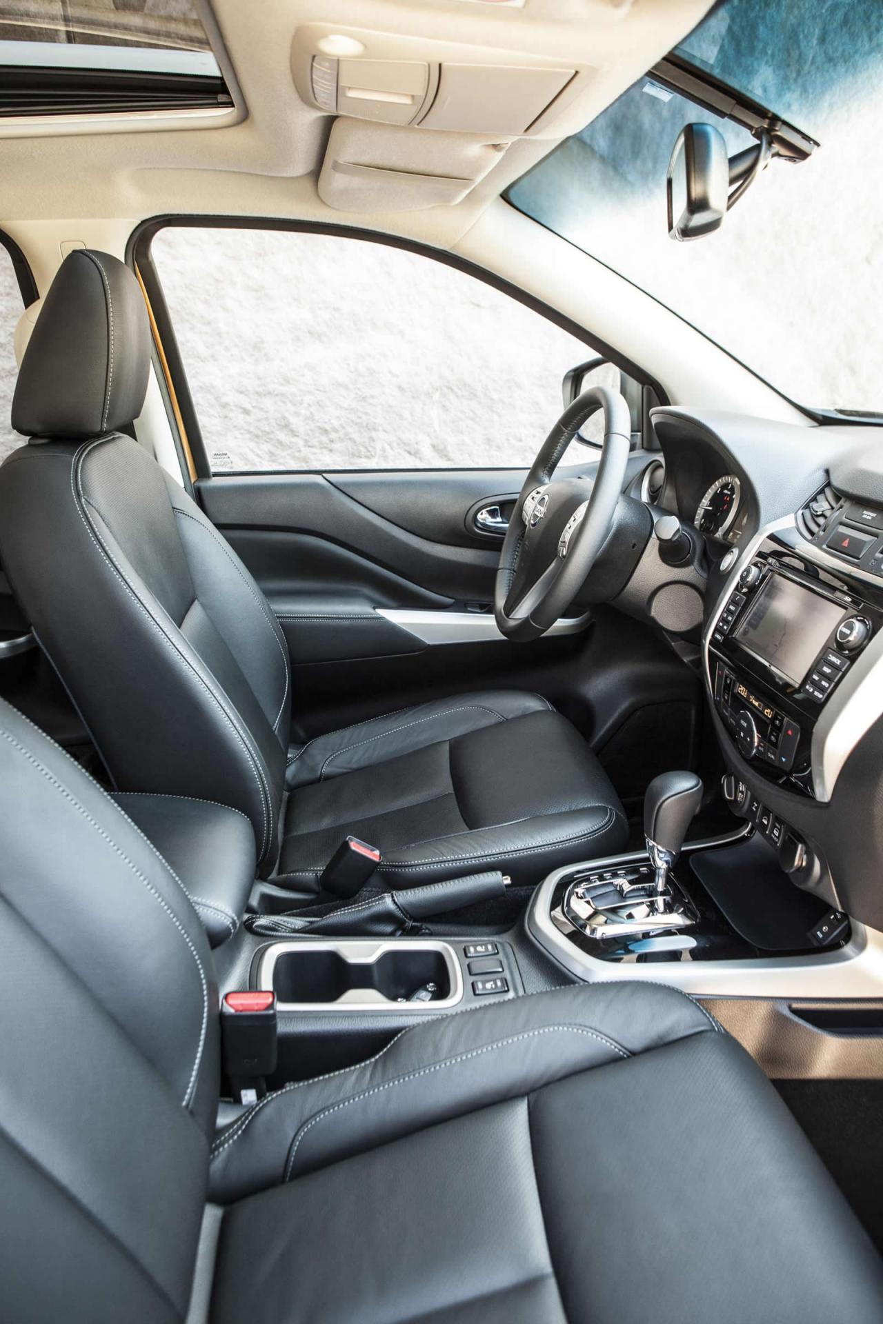 Nissan Navara NP300 2016 европейская версия